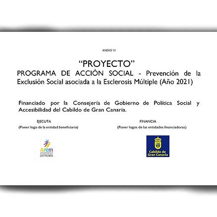 Proyecto - Acción Social