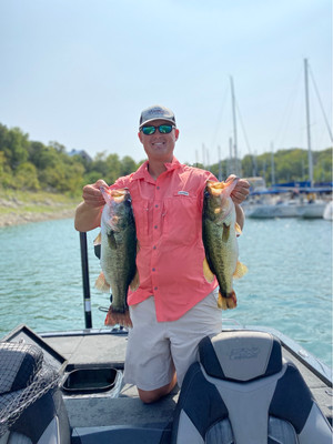 Lake Travis is in that Fall Transition- 9/28/2020 Fishing Report
