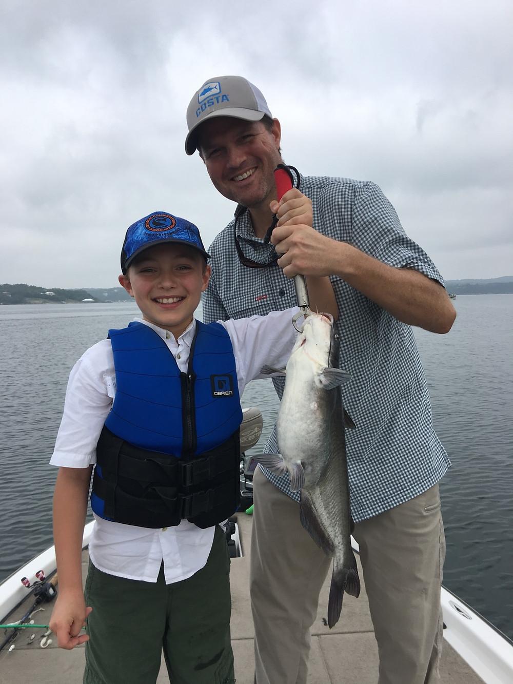 Lake Travis Catfish