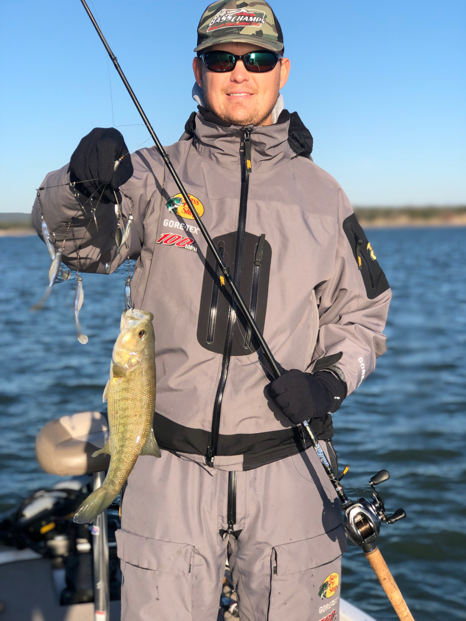 December 4, 2018 Lake Travis Report