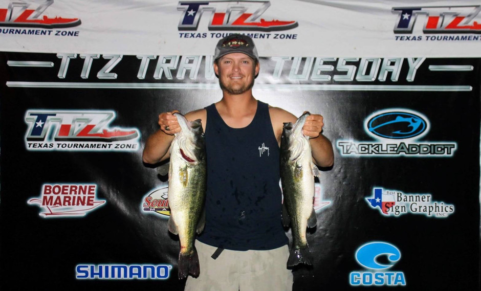 I Won with 16.5 LBS Fishing Solo!