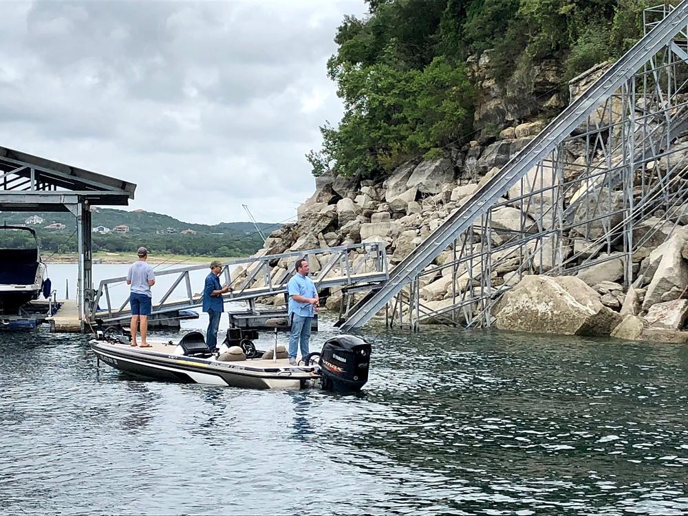 Austin Fishing Guide- Torwick's Guiding Service