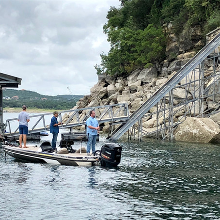 Best Free Places to Fish from Shore on Lake Travis