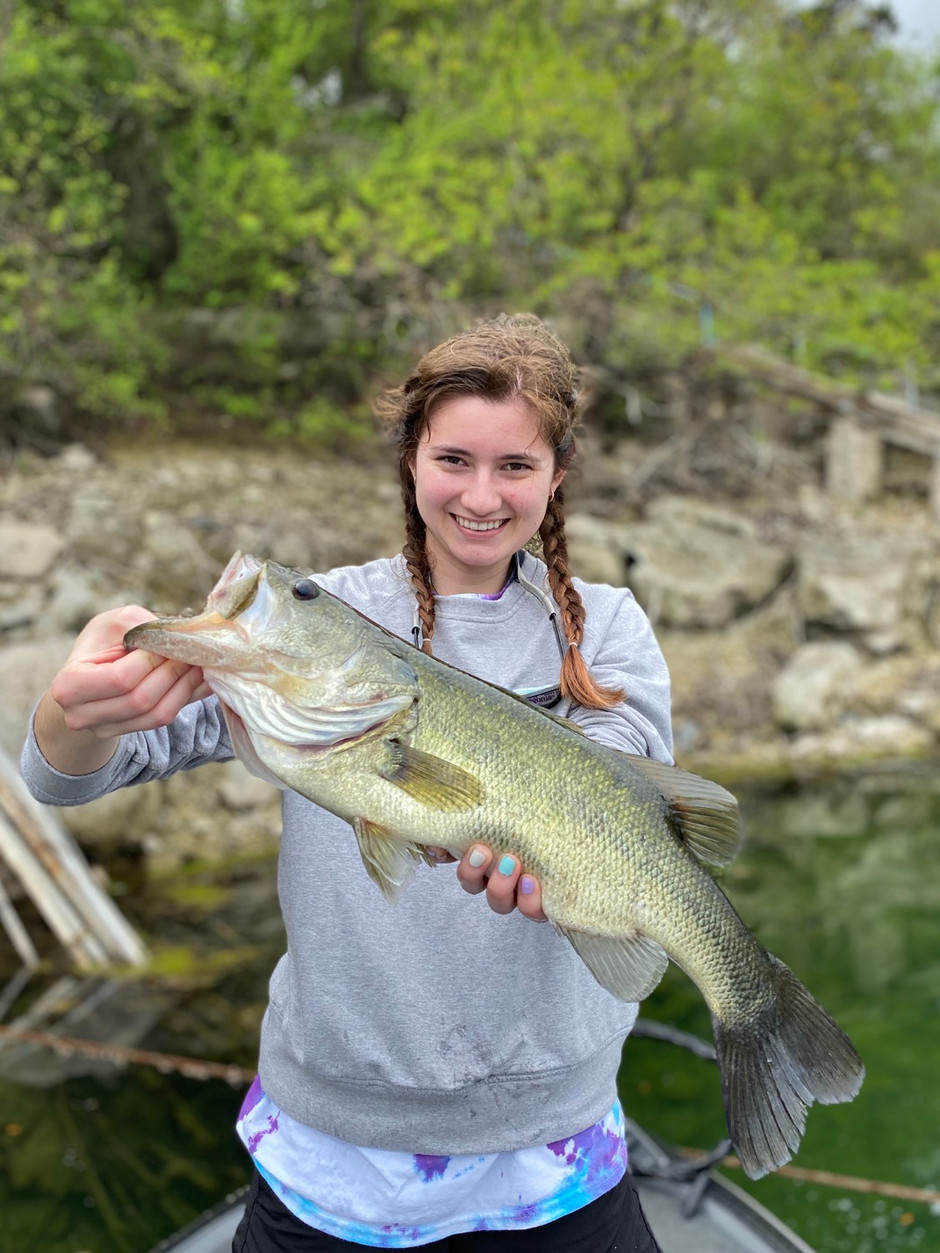 March 20, 2020 Lake Travis Fishing Report