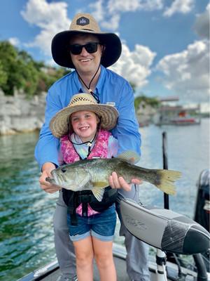 July 26, 2021- Lake Travis Bass Fishing Report