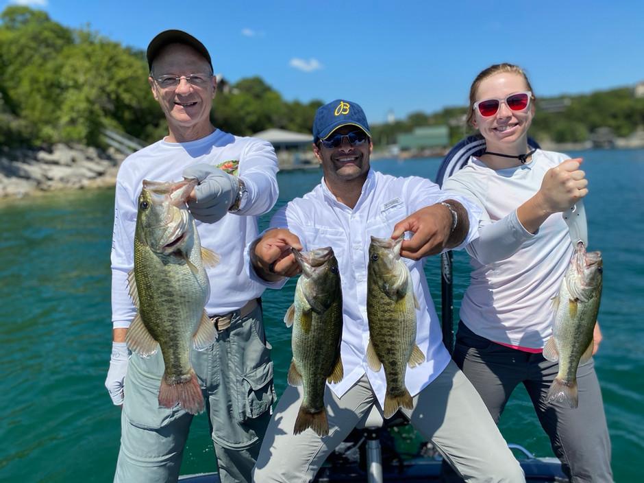The Summertime Bite has been Great!!! June Fishing Report