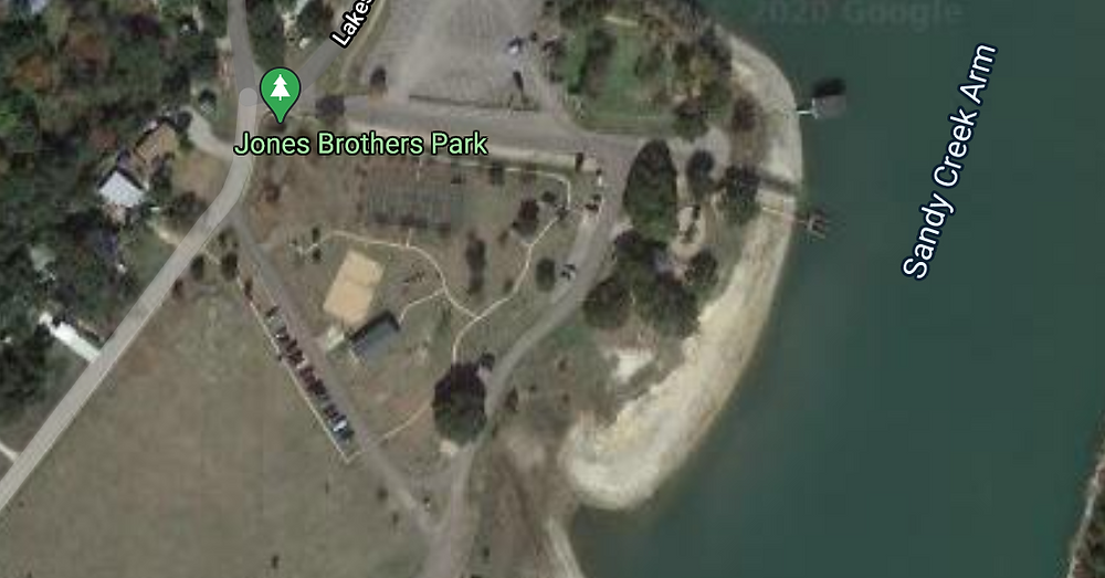 Jones Brothers Park in Lago Vista