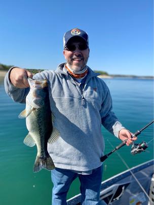 Catching Lake Travis Post Spawn Bass- Lake Travis Fishing Report- April 2021