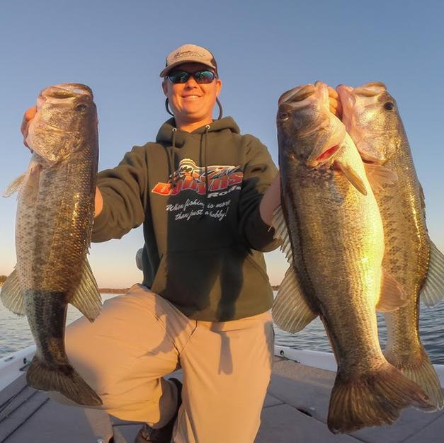 Fun Day Fishing Lake LBJ