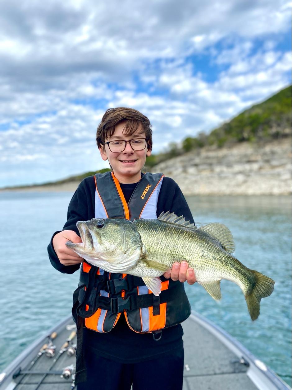 Lake Travis Fishing Report- March 30, 2021