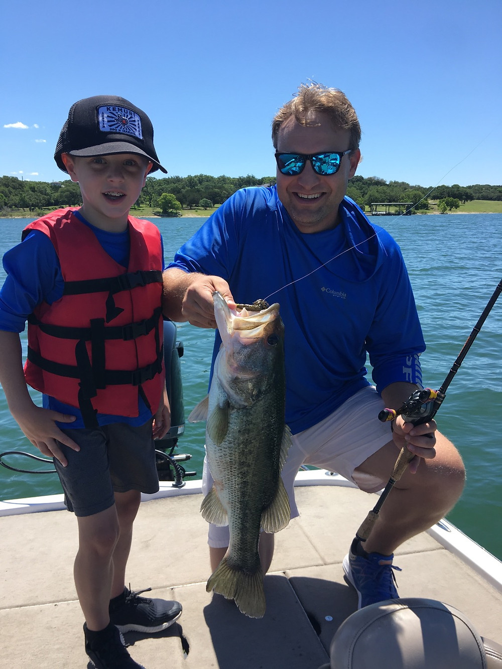 Austin Fishing Guide