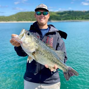 June 2021, Lake Travis Fishing Report