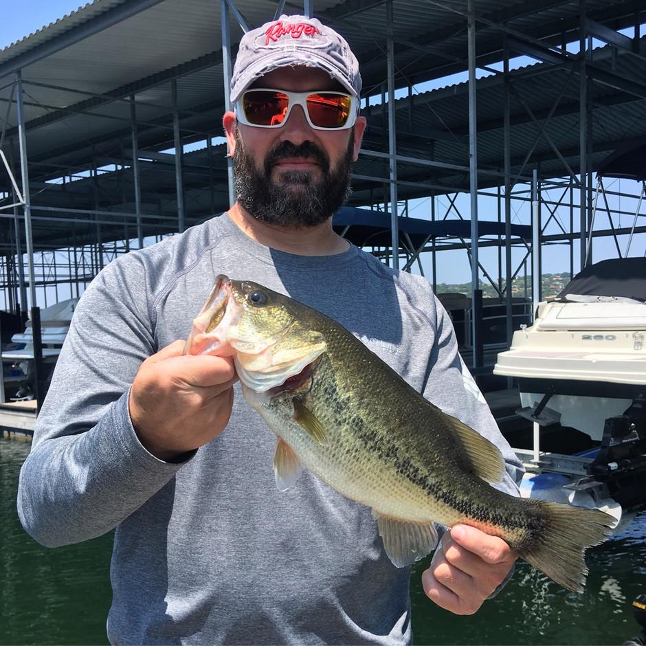 Lake Travis Fishing Report- August 28, 2019