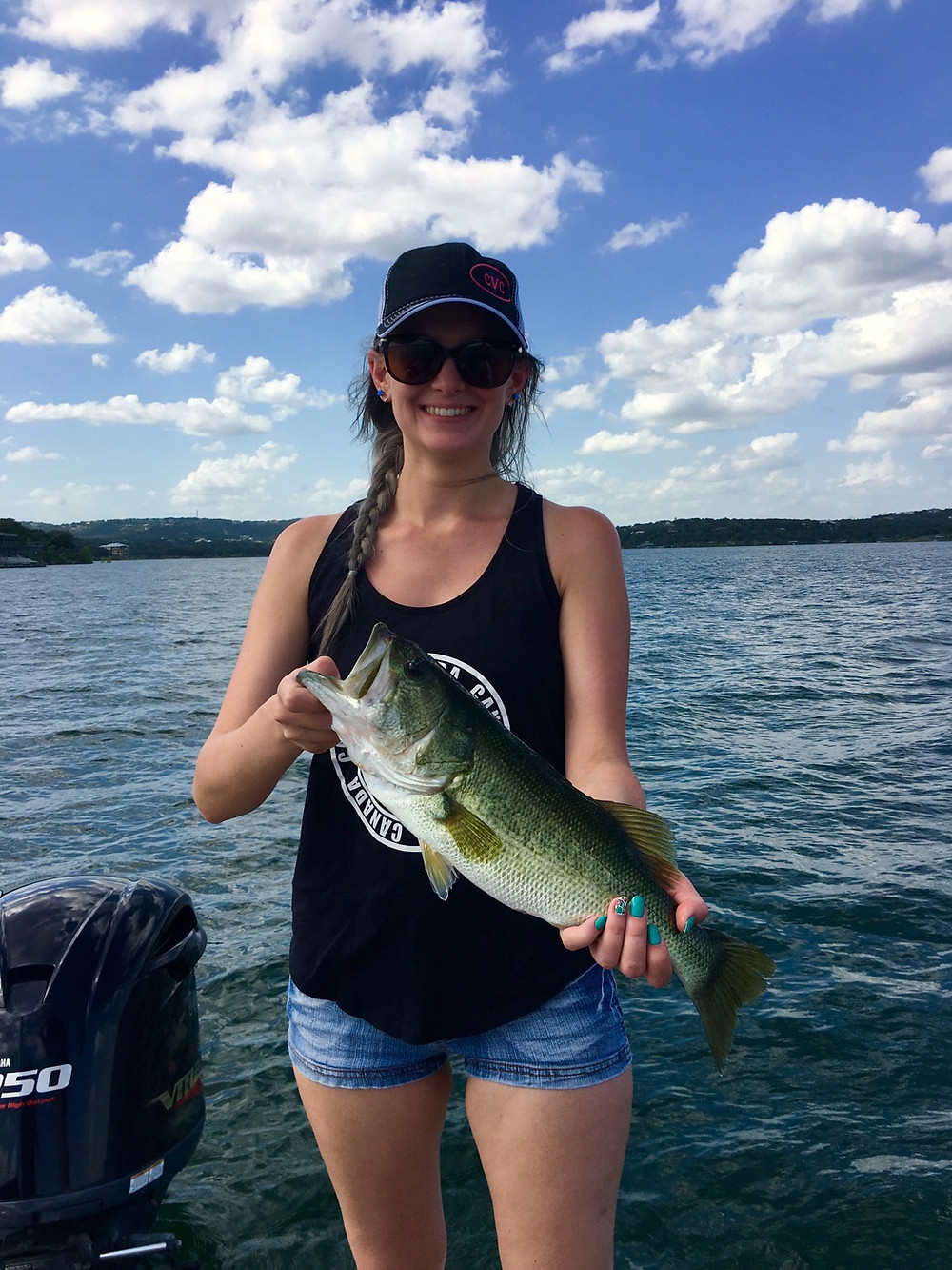 Lake Travis Bass Fishing