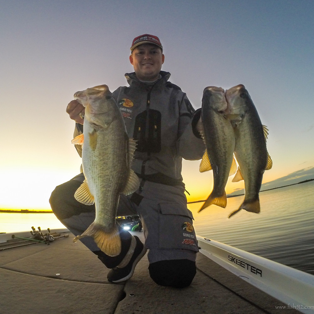 Lake LBJ Fishing Guide