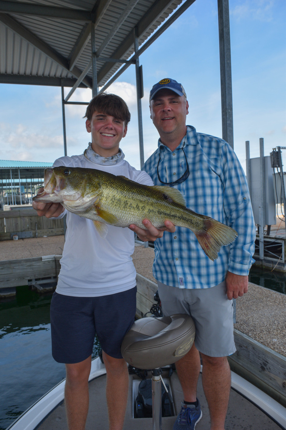 August 10th, Lake Travis Fishing Report (Plus Striper and Decker update)