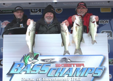 Bass Champs Winners