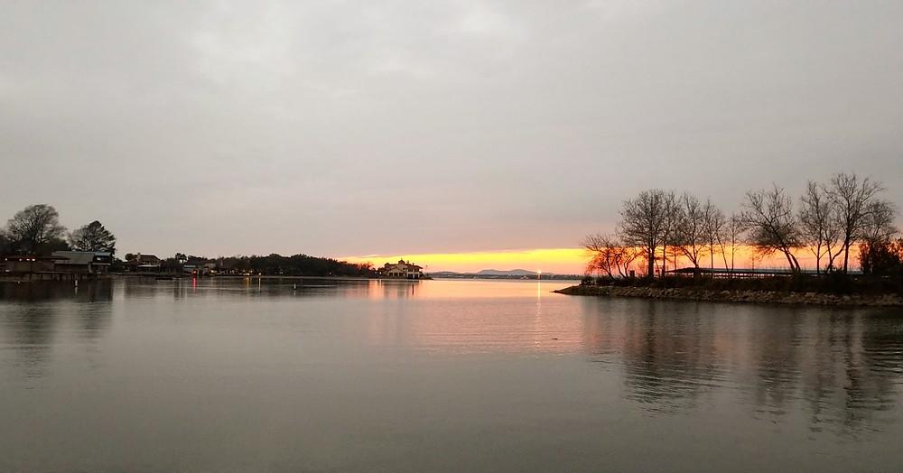Lake LBJ Sunset