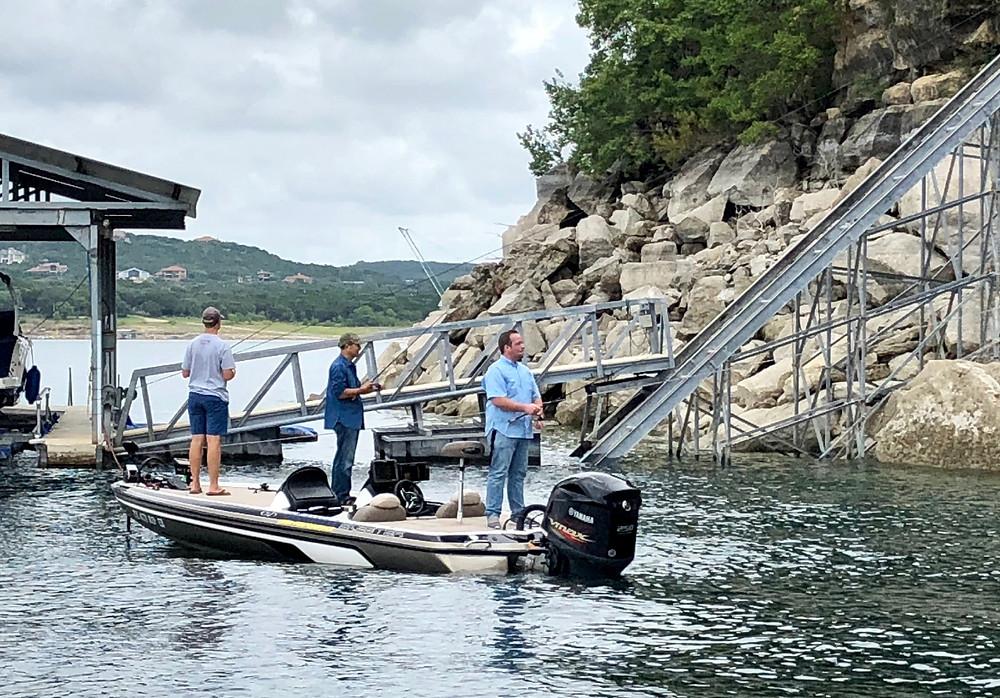 Lake Travis fishing tours
