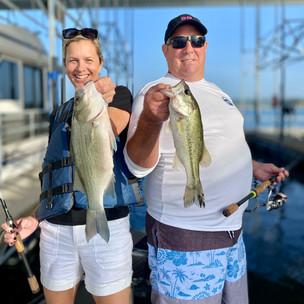 September 17, 2021 Lake Travis Fishing Report
