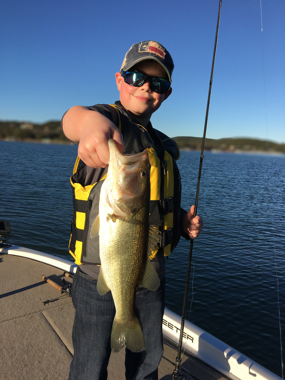January 3rd, 4th, and 5th 2019 Lake Travis Fishing Report!