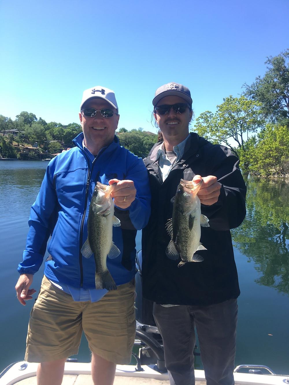 Lake Travis double!