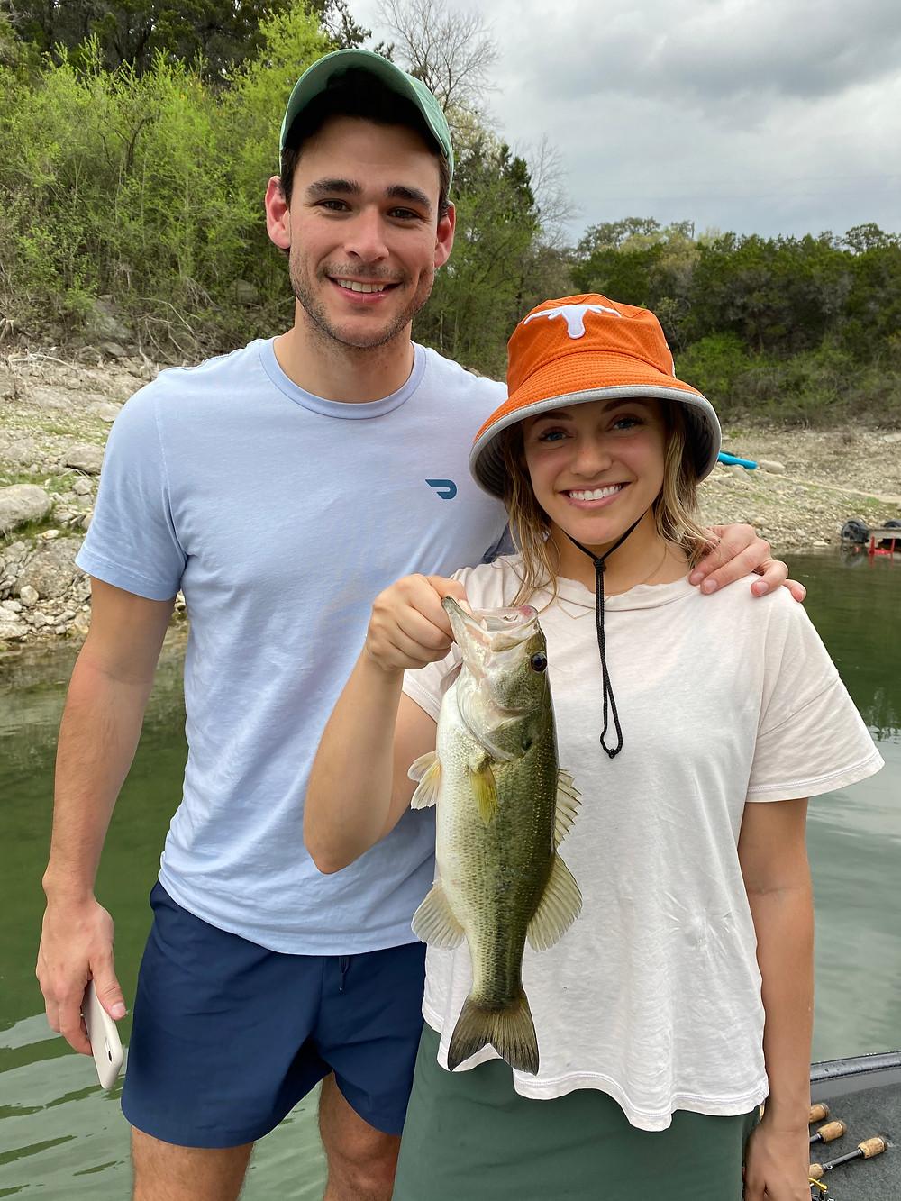 Lake Travis Bed Fish