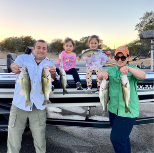 January 28, 2021- Lake Travis Fishing Report