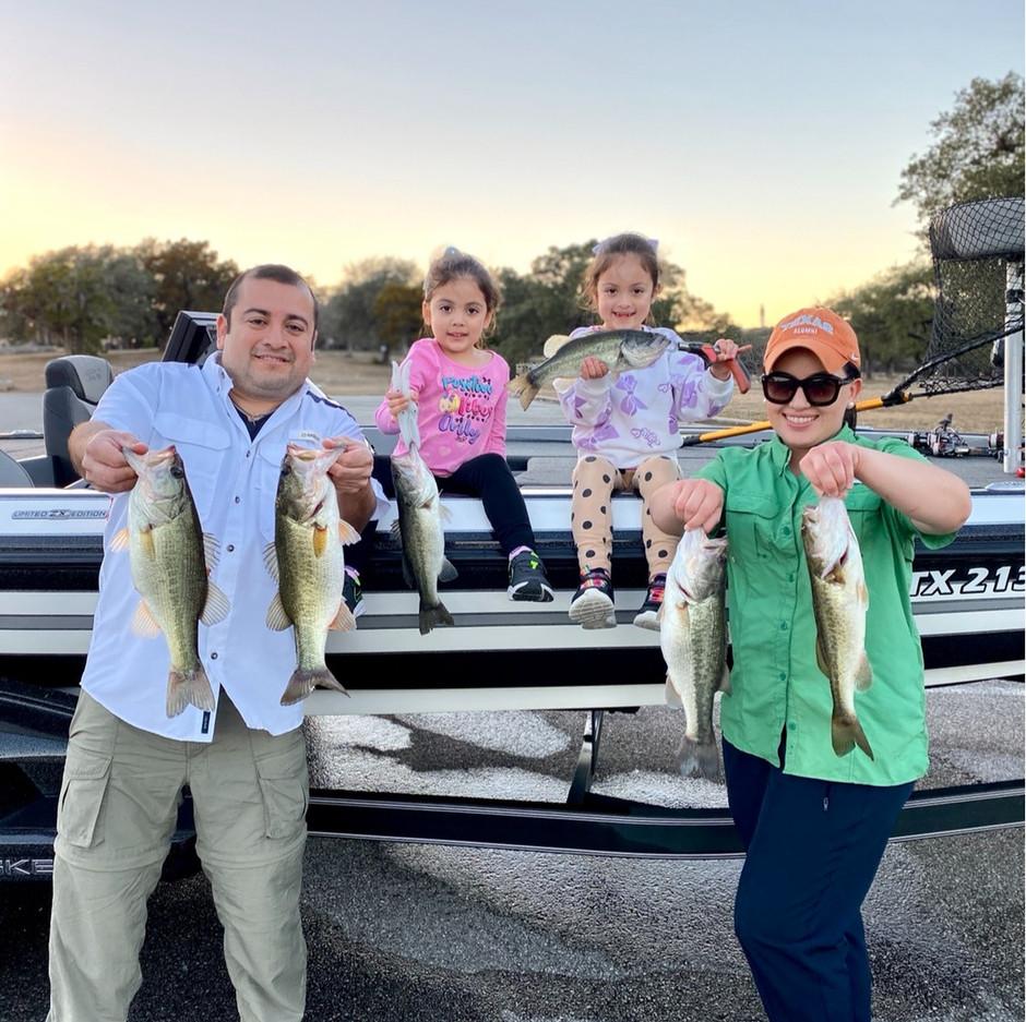 January 28, 2021- Lake Travis Fishing Report