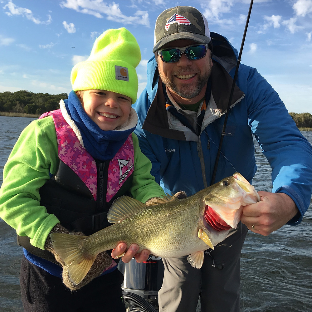 Lake Decker Bass Fishing