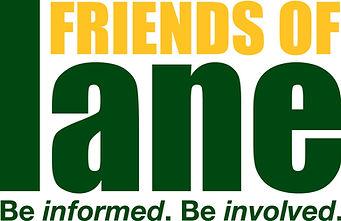 Friends Of Lane Logo