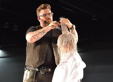Michael Levine Hairdresser