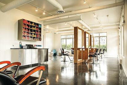 Award-winning salon Caramel in South Surrey. Best salon.