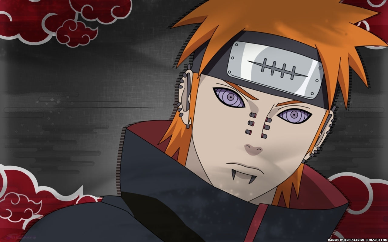 Pain : The Akatsuki Leader Wallpaper HD Quality | Naruto ...