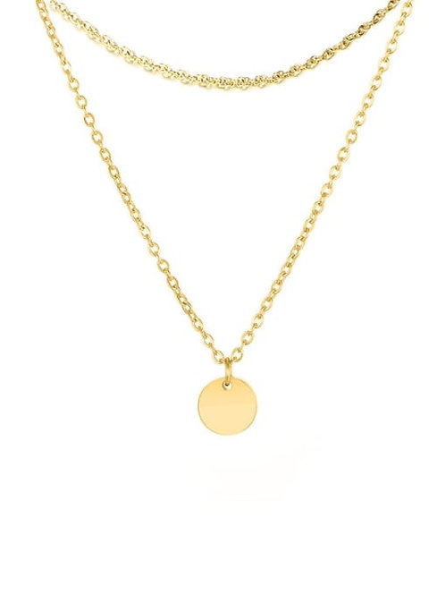 Desata Coin Necklace