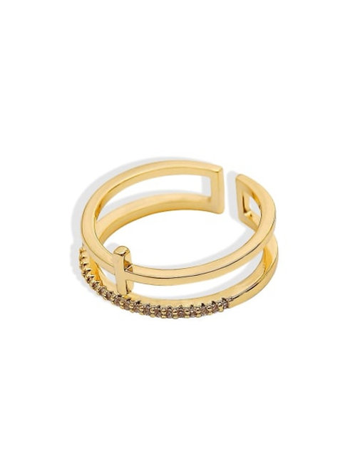 Hannah Freesize  Stackable Ring