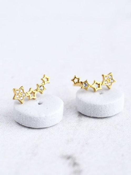 Star Climber Earring
