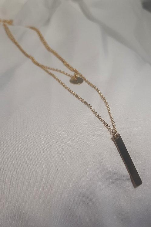 Li Layered Necklace