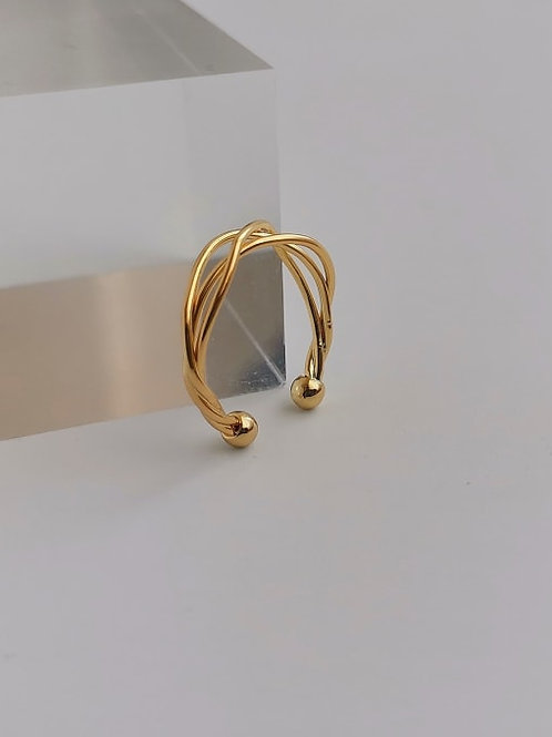 Tala Twisted Ring