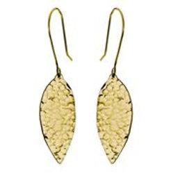 Nala Leaf Earrings