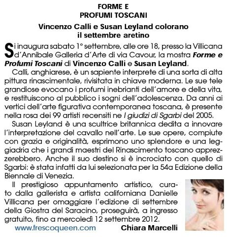 Vincenzo Calli & Susan Leyland
