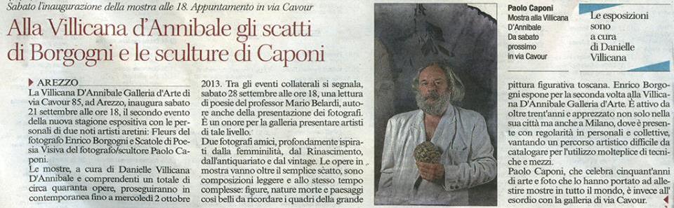 Enrico Borgogni & Paolo Caponi