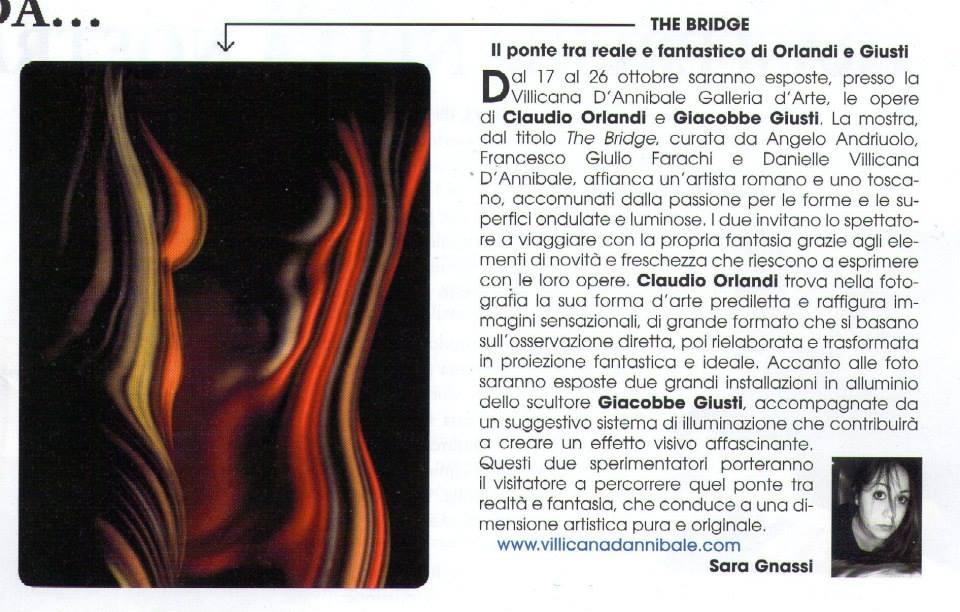 Giacobbe Giusti & Claudio Orlandi