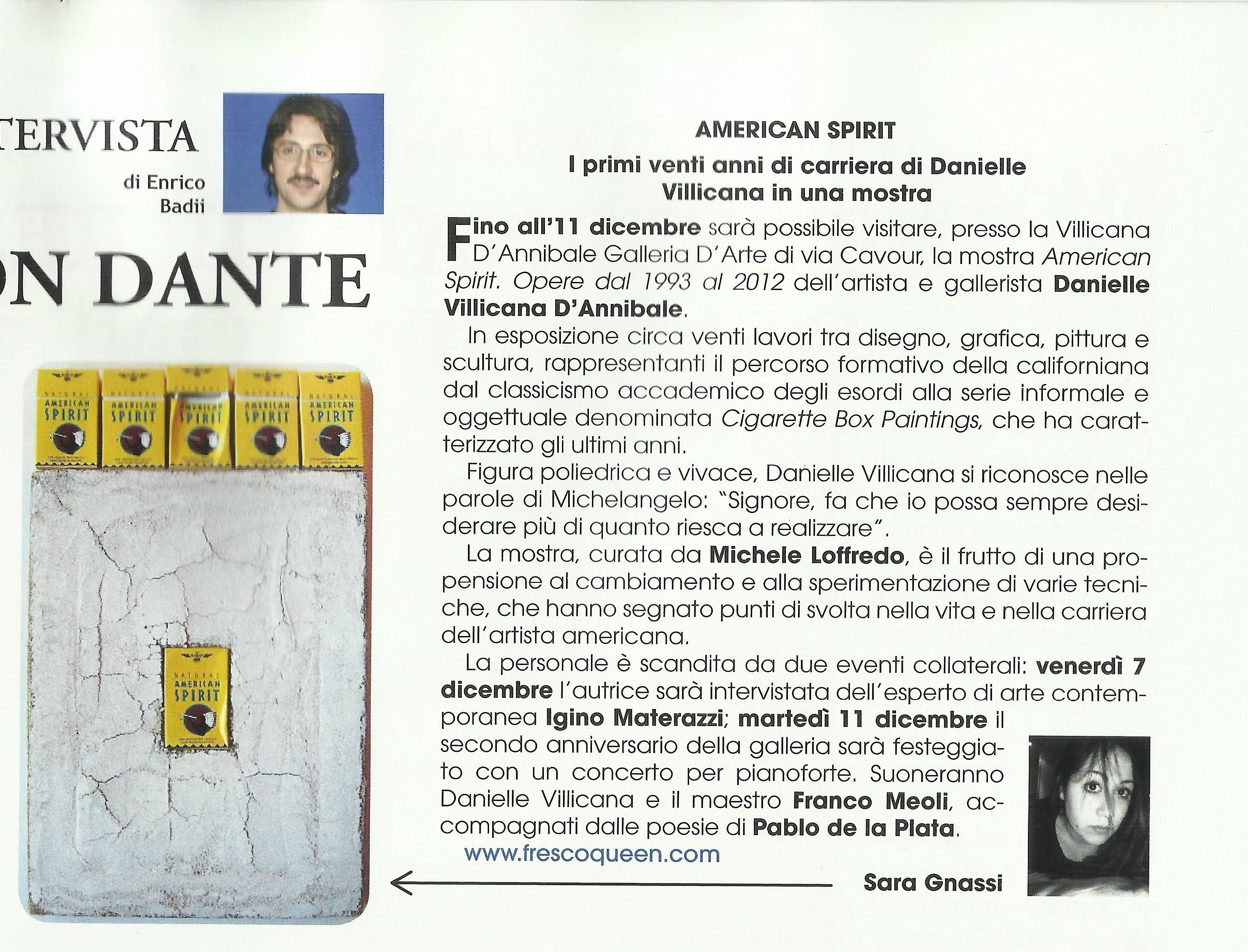 Danielle Villicana D'Annibale