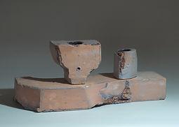 20. Centering          2005 - Ceramics 10in.X8in.X24in. $3,000.00.jpg