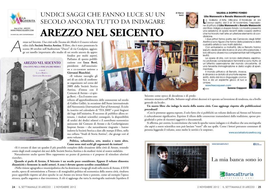 Lilia Manneschi & Renato Marzocchi