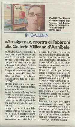 LA NAZIONE: Silvano Fabbroni