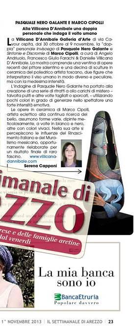 Marco Cipolli & Pasquale N. Galante