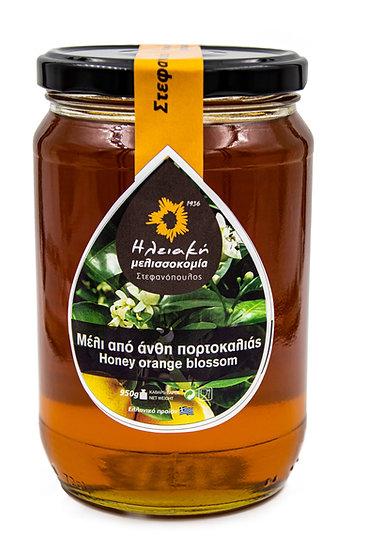Μέλι απο άνθη πορτοκαλιάς