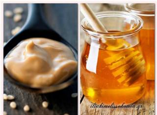 Μέλι με ταχίνι